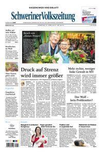 Schweriner Volkszeitung Hagenower Kreisblatt - 24. April 2018