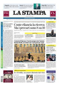 La Stampa Torino Provincia e Canavese - 14 Giugno 2020