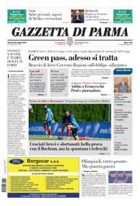 Gazzetta di Parma - 22 Luglio 2021