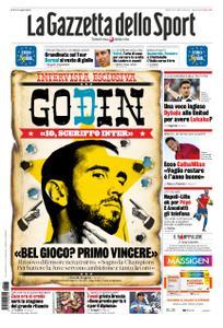La Gazzetta dello Sport Roma – 27 luglio 2019