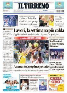 Il Tirreno Livorno - 29 Gennaio 2018