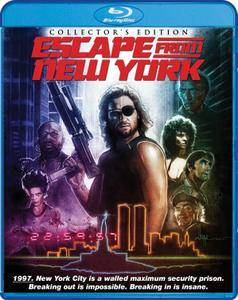 Escape from New York (1981) [w/Commentaries]