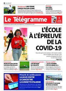 Le Télégramme Auray – 15 septembre 2020