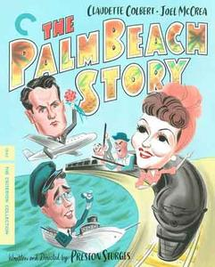 The Palm Beach Story (1942) [Criterion Collection]
