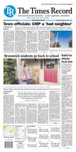 Times Record – September 15, 2020