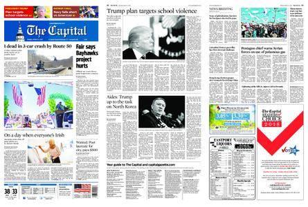 The Capital – March 12, 2018