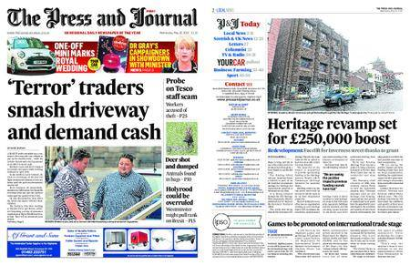 The Press and Journal Moray – May 16, 2018