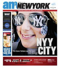 AM New York - April 03, 2018
