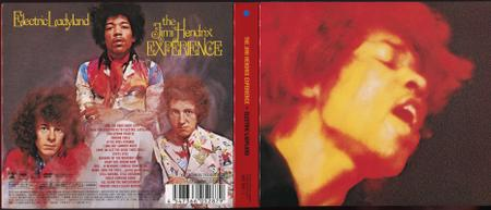 The Jimi Hendrix Experience - Electric Ladyland (1968) [2010, Sony Music Japan SICP 2641] Repost