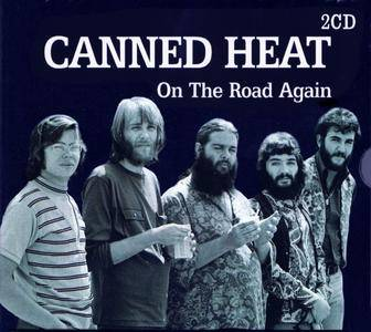 Canned Heat - On The Road Again - BLACK BOX (2007) {2CD Box Set Weton-Wesgram BB2194 - live and re-recordings}