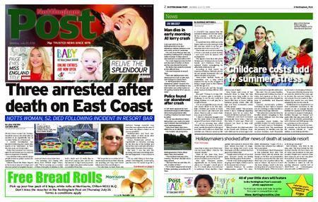 Nottingham Post – July 23, 2018