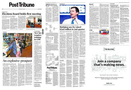 Post-Tribune – July 02, 2019