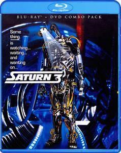 Saturn 3 (1980) + Extras
