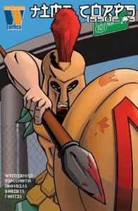 Wunderman Comics-Time Corps No 03 2015 Hybrid Comic eBook
