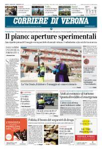 Corriere di Verona – 11 aprile 2020