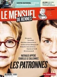 Le Mensuel de Rennes N.88 - Fevrier 2017