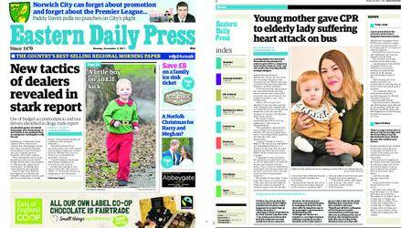 Eastern Daily Press – December 04, 2017