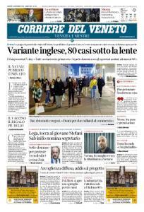 Corriere del Veneto Venezia e Mestre – 24 dicembre 2020