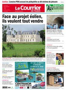 Le Courrier de l'Ouest Nord Anjou – 23 août 2019