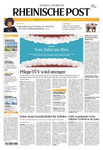 Rheinische Post – 02. Oktober 2019