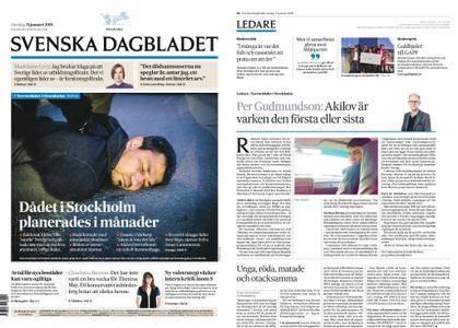 Svenska Dagbladet – 31 januari 2018
