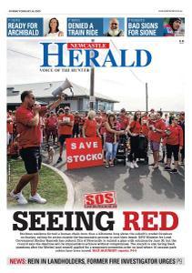 Newcastle Herald - February 24, 2020