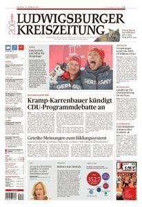Ludwigsburger Kreiszeitung - 20. Februar 2018