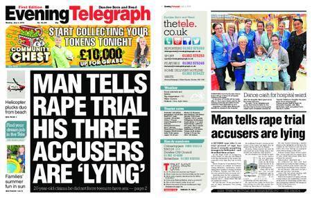 Evening Telegraph First Edition – July 02, 2018