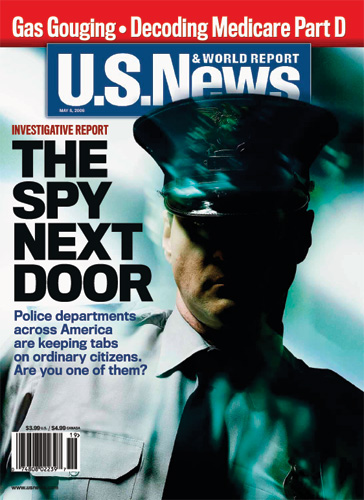 U.S.News and World Report Magazine May 8, 2006