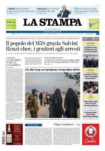 La Stampa Torino Provincia e Canavese - 19 Febbraio 2019