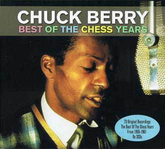 Chuck Berry - Best Of The Chess Years (3CD) (2012) {Not Now Music}