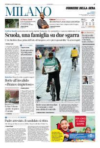 Corriere della Sera Milano – 18 settembre 2020