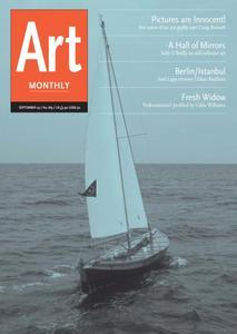 Art Monthly - September 2005   No 289