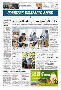 Corriere dell'Alto Adige – 24 agosto 2019