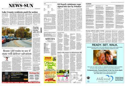 Lake County News-Sun – February 20, 2019
