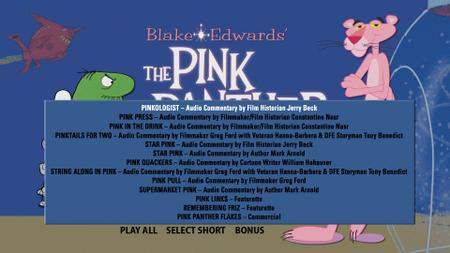 The Pink Panther Cartoon Collection: Volume 6 (1978-1980)