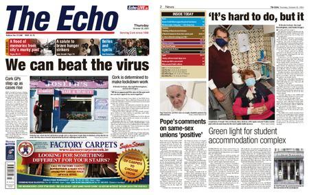 Evening Echo – October 22, 2020