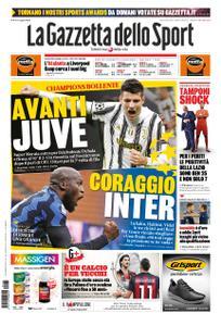 La Gazzetta dello Sport Roma – 25 novembre 2020