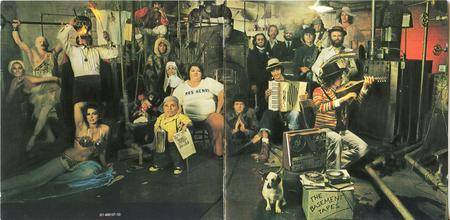 Bob Dylan & The Band - The Basement Tapes (1975)