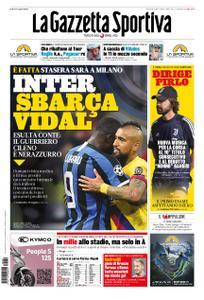 La Gazzetta dello Sport Roma – 20 settembre 2020