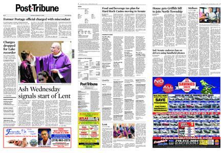 Post-Tribune – February 27, 2020