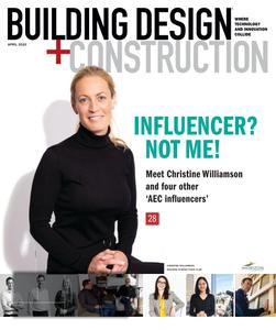 Building Design + Construction - April 2020