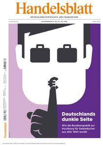 Handelsblatt - 27. Juli 2018