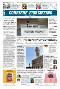 Corriere Fiorentino La Toscana – 21 febbraio 2019