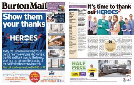 Burton Mail – March 21, 2020