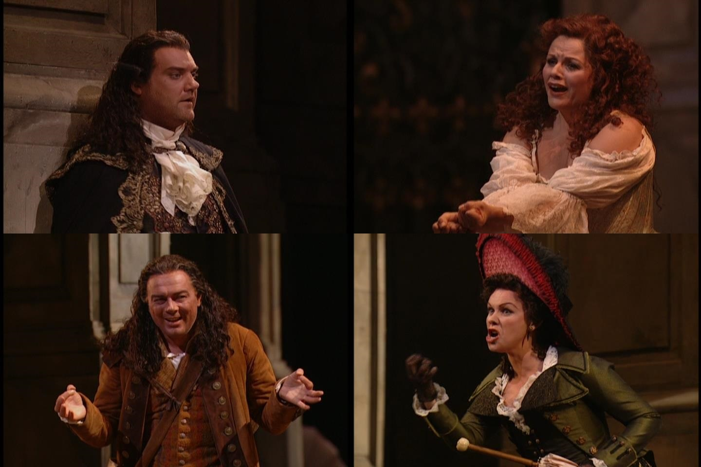 Mozart - Don Giovanni (James Levine, Bryn Terfel, Renee Fleming) [2005]