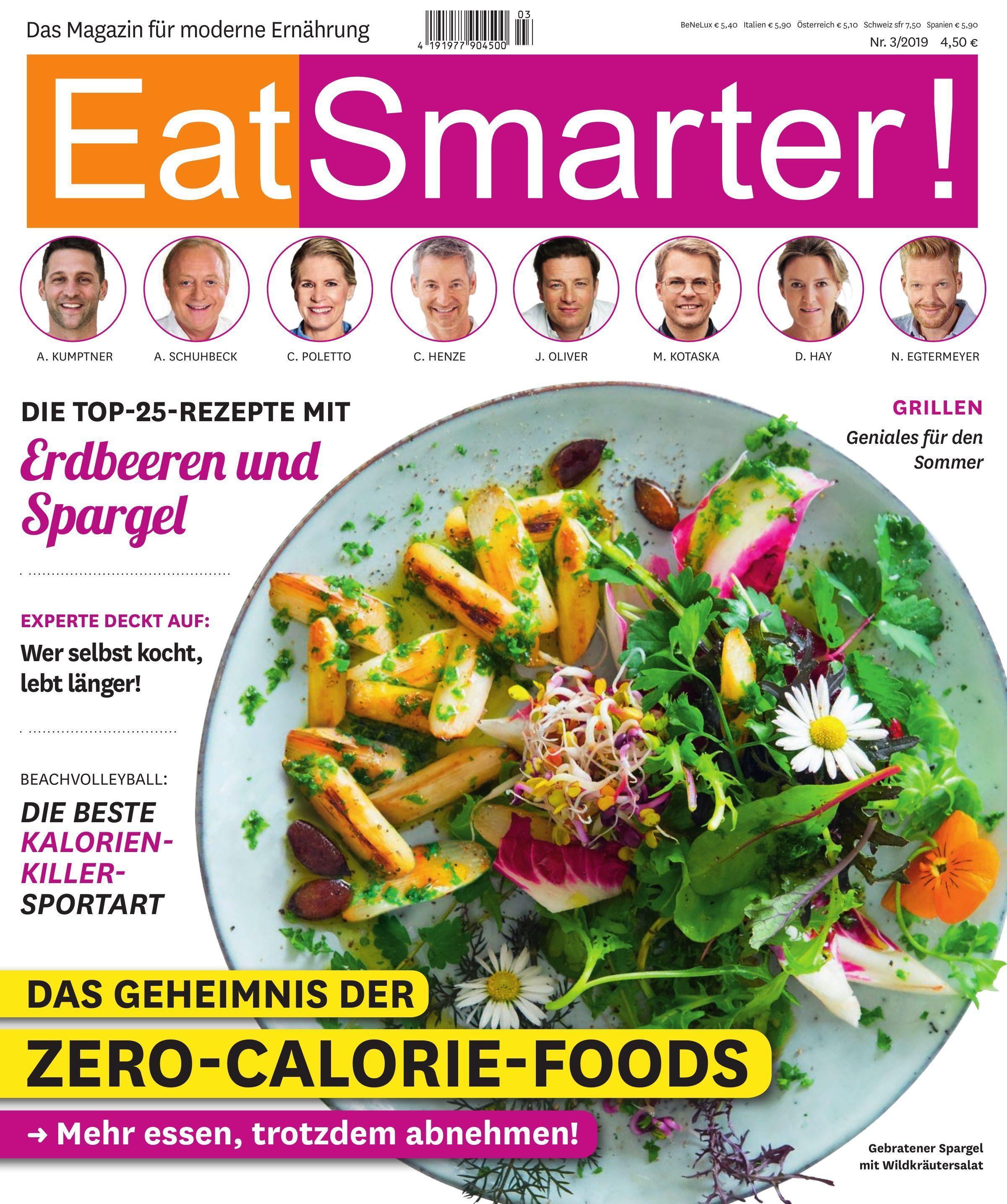 EatSmarter! – Mai 2019