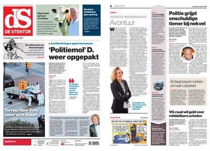 De Stentor - Apeldoorn – 01 november 2017