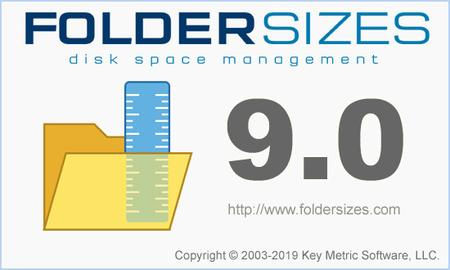 Key Metric Software FolderSizes 9.0.223 Enterprise Edition