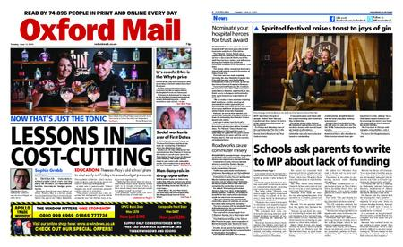Oxford Mail – June 11, 2019
